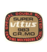Nos Super Vitus 983 Frame Decal