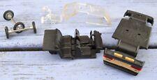 Jeu complet de pièces pour Citroën Visa 1-43 Norev vitrages, feux, chassis...