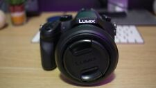 Excellent Condition Panasonic Lumix DMC-FZ1000 Digital Camera with 3 batteries