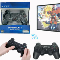 Sony PS3 Wireless DualShock 3 Game Controller GamePad for PlayStation3 Black