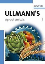 Ullmann's Agrochemicals by Wiley-VCH Staff (2007, Hardcover)