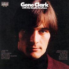 With The Gosdin Brothers [Remaster] by Gene Clark (CD, Feb-2007, Sundazed)