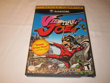 Viewtiful Joe (Nintendo GameCube) Player's Choice Game Complete Excellent!