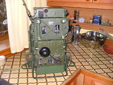 CLANSMAN MILITARY UK PRC352 GRADE A VHF RADIO BACK PACK SETUP  GWO TESTED