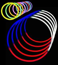 Lumistick 4th of July Glow Stick Party Favors - Necklaces and Bracelets (150pc)