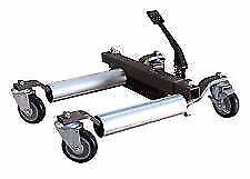 "Hydraulic Vehicle Positioning Jack 12"" Go jack wheel dolly Trolley BRAND NEW"