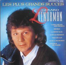 GERARD LENORMAN - LES PLUS GRANDS SUCCES - CD