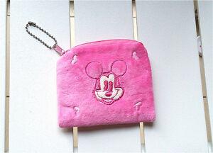 Cartoon lovely coin purse  spare money multifunctional bag