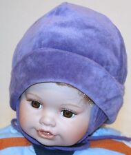 Baby-Hüte & -Mützen aus Baumwollmischung ohne Muster