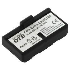 Power-Batería para Sennheiser Auriculares Ri 100 200 HDI 91P 1029 490 IR810