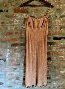 DOSA  Printed  Silk /Cotton Dress