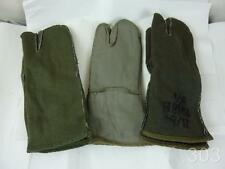 Military Army Fleece Gloves / Mittens Liners with Trigger Finger