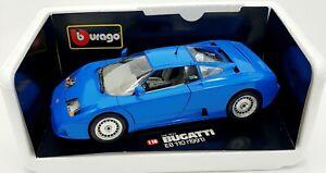 EBOND Bugatti EB 110 (1991) Cod.3035 - Burago - Scala 1:18 S047.