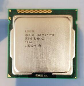 Intel Core i7-2600 3.4GHz Quad-Core Processor LGA1155