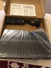 Sony Blu-ray Disc/Dvd Player Model Bdp-S185, New In Box, Remote Included