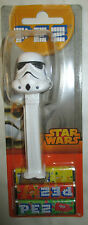 PEZ Spender Star Wars Stormtrooper und 3 Packungen Bonbons NEU/OVP