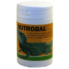 100g Nutrobal - Reptile Bird  Insect Dusting Supplement