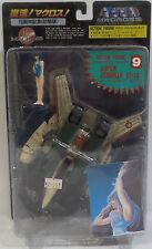 Macross: Super Gerwalk modèle VF-1D & Figure faite par ARII. Numéro 9