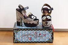 Irregular Choice Marble Moose Sandals size 39 RRP £119