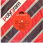 """MARTI WEBB - TAKE THAT LOOK OFF YOUR FACE - 7"""" 45 VINYL RECORD 1980"""