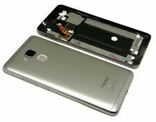 Huawei Honor 7 Lite Dual SIM NEM-L21 Akkudeckel Backcover Fingerprint ID Grau