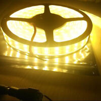 16FT Super Bright Dual Double 2 Row 600Leds 5050 LED Strip Light Non-waterproof