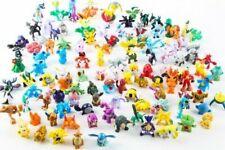 144 Lot for Pokemon Figures Mini PVC Action Pikachu Toys Kids Gift Wholesale