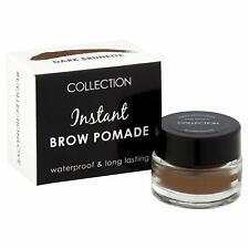 3 x Collection Instant Brow Pomade   Dark Brunette   Waterproof & Long Lasting