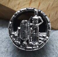 Pandora 799245C00 Star Wars C-3PO and R2-D2 Openwork Charm S925 ALE