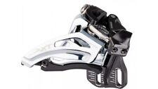 Shimano XT FD-M8020 2x11 Fach Umwerfer 38 T Black Silver