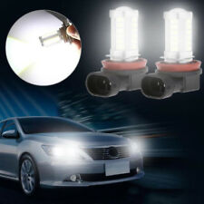 H8/H11 5630 33SMD LED Auto Car Driving Fog Light Headlight Bulbs 6000K