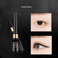 Hot Liquid Eyeliner Waterproof Eye Liner Pencil Pen Black Make Up Comestics Set