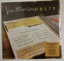Van Morrison Duos 2-LP Europe 2015 Affiche gatefold