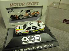 Herpa 1:87 DTM Mercedes Benz AMG 190 E 2.5 Evo I Fritz Kreuzpointner