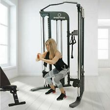 Inspire Fitness FTX Functional Trainer with Bench & 1-Year Fitness App Included