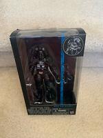 "Hasbro Star Wars Black Series TIE FIGHTER PILOT 6"" Action Figure 05"