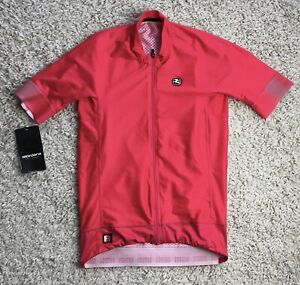 Giordana FRC PRO Ladies S/S Cycling  Jersey Small UK 8 Hot Pink Ref:CF10