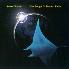 MIKE OLDFIELD - THE SONGS OF DISTANT EARTH, 2015 EU 180G vinyl LP, NEW - SEALED!