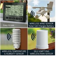 La Crosse Technology  WIreless Weather Station C84612 Remote Monitoring & Alerts