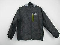 Nike Boys Ultimate Protect Reflect Jacket Jacke 3M 678295 012 Hooded Camo L
