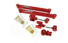 1973-77 GM A Body Adjustable Boxed Trailing Arm Kit (Red)