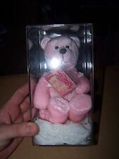Joyce Breast Cancer Awareness Beanie Baby