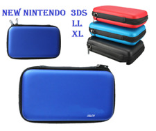BLUE -Carry Storage Hard Protective Case Cover For New Nintendo 3DS LL / 3DS XL