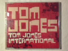 TOM JONES Tom Jones international cd singolo 4 TRACKS + VIDEO SIGILLATO SEALED!!