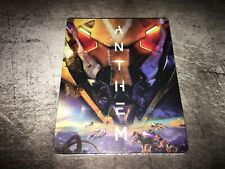 Anthem Steelbook / Steel Case (NO GAME, PS4/XB1, Brand New!)