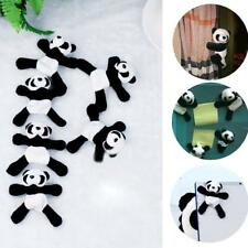 Lovely Plush Panda Fridge Magnet Refrigerator Sticker Gift Toy PP Cotton_PRO