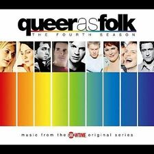Queer as Folk: The Fourth Season by Original Soundtrack (CD, Jun-2004, Tommy Boy