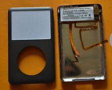 iPod Classic 6th 120gb Front&Back cover+headphone jack+battery assymbly(Gray)