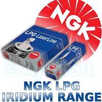 NGK Laserline Ir LPG Spark plugs Audi A8 4.2 99-06 x8