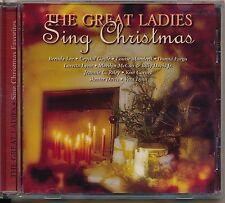 Great Ladies Sing Christmas Brenda Lee , Loretta Lynn etc CD